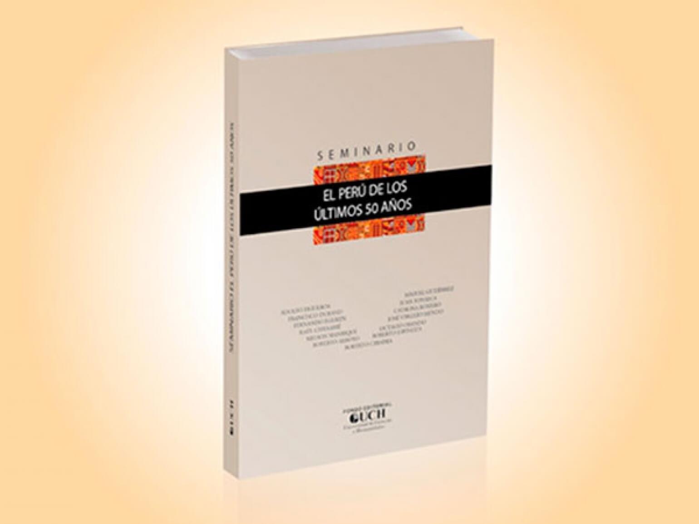 Libro El Perú de los últimos 50 años